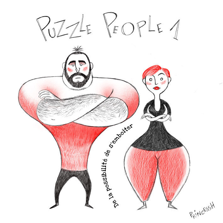 Puzzle People 1