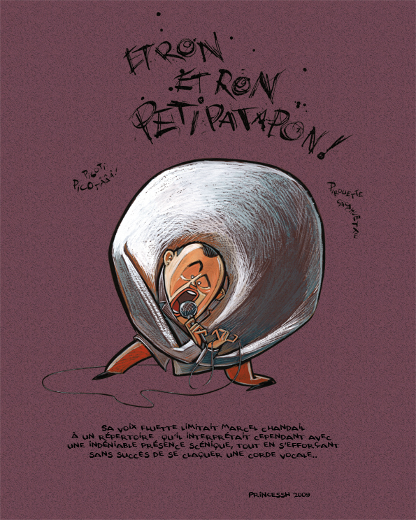 Marcel Chandail et le Rock