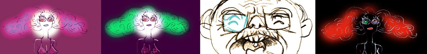 PrincessH Illustratrice et Scénariste